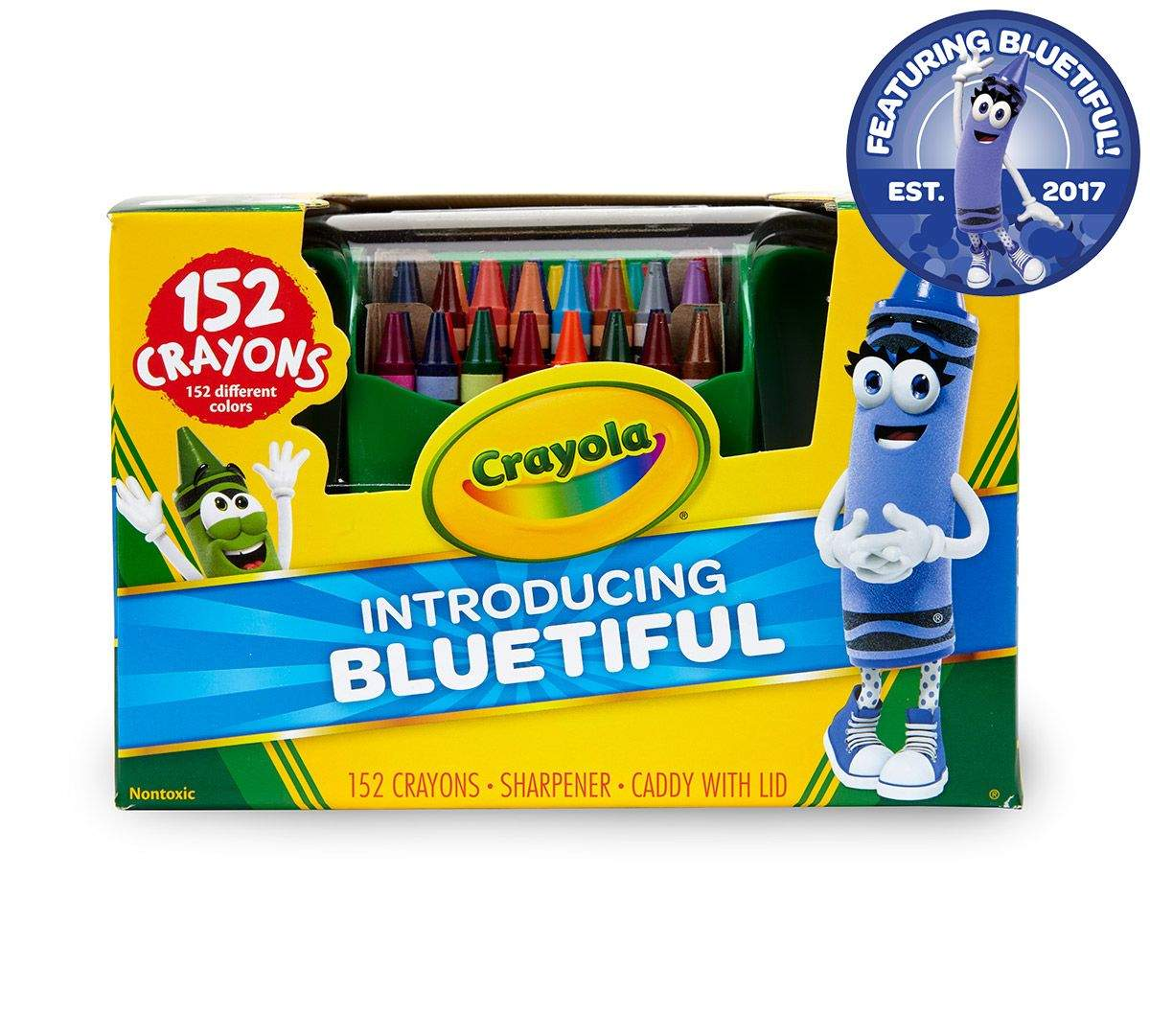 crayon collection ultimate 152 pack scribbles crafts brooklyn s